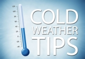 cold weather tips small
